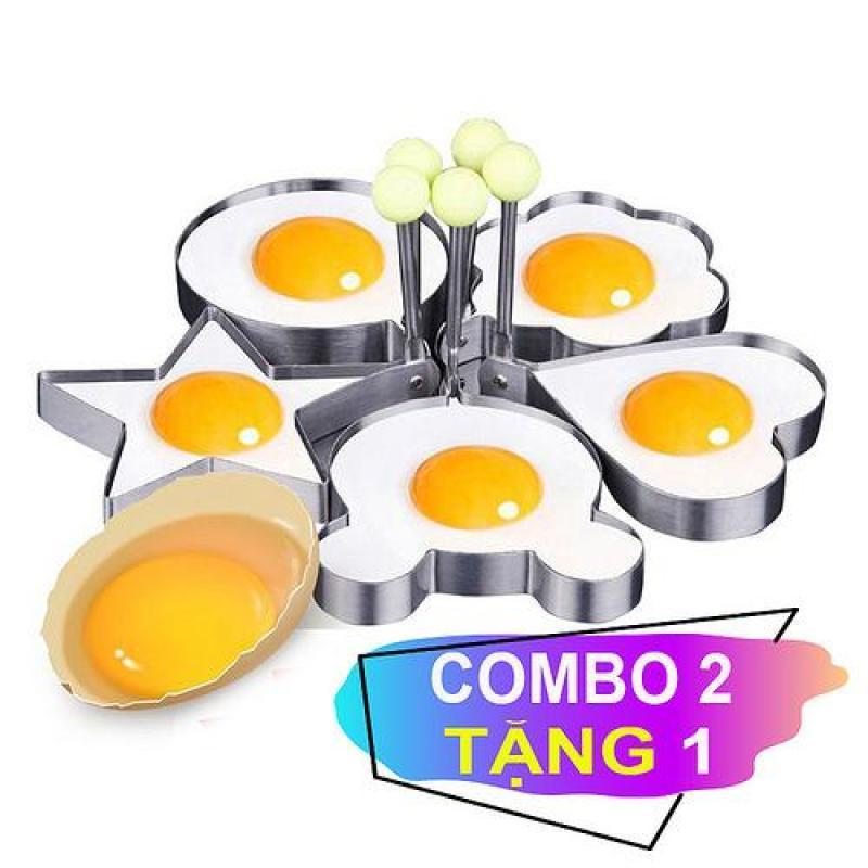 Bảng giá Combo 2 Tặng 1. Bộ Khuôn chiên trứng.Tạo hình bánh,cơm Điện máy Pico