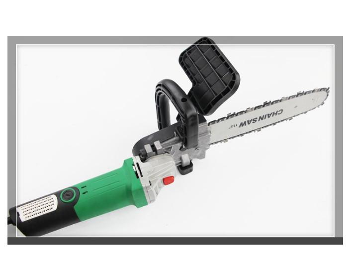 Bộ chuyển đổi máy mài góc thành máy cưa xích (Chain Saw 11.5)