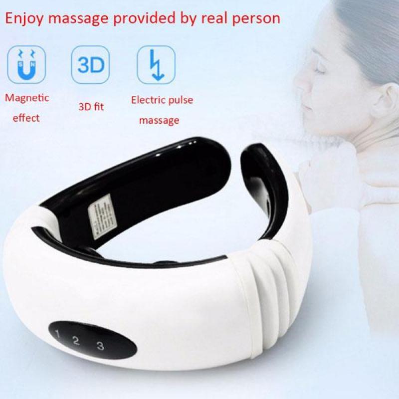 (HOT) Máy massage cổ xung điện 3D - HX5830