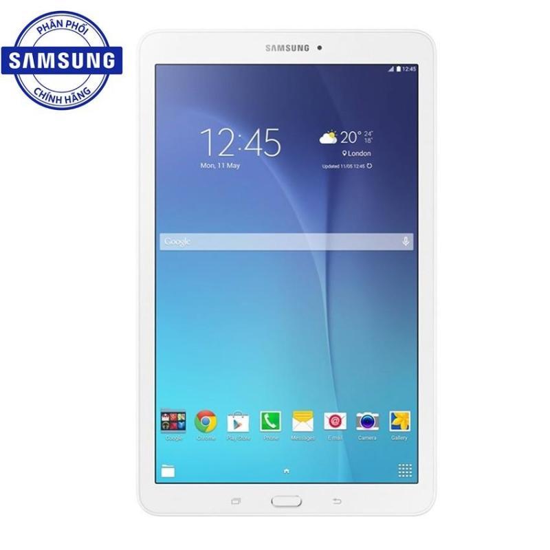 Máy tính bảng Samsung Galaxy Tab E 9.6 8GB RAM 1.5GB 3G (Trắng) - Hãng phân phối chính thức