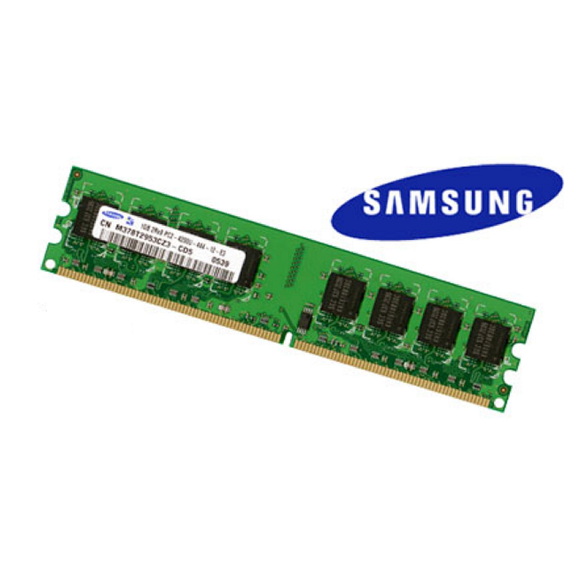 Bán Ram Pc Samsung Ddr2 2Gb Bus 800 Mhz Hang Nhập Khẩu Ra Mới