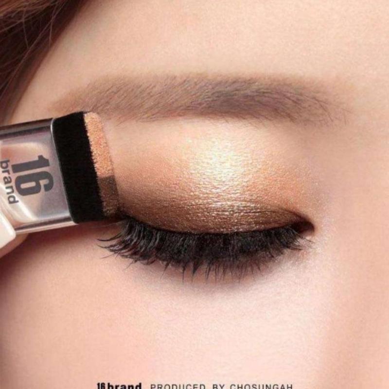 Kit Màu Mắt 16 Brand