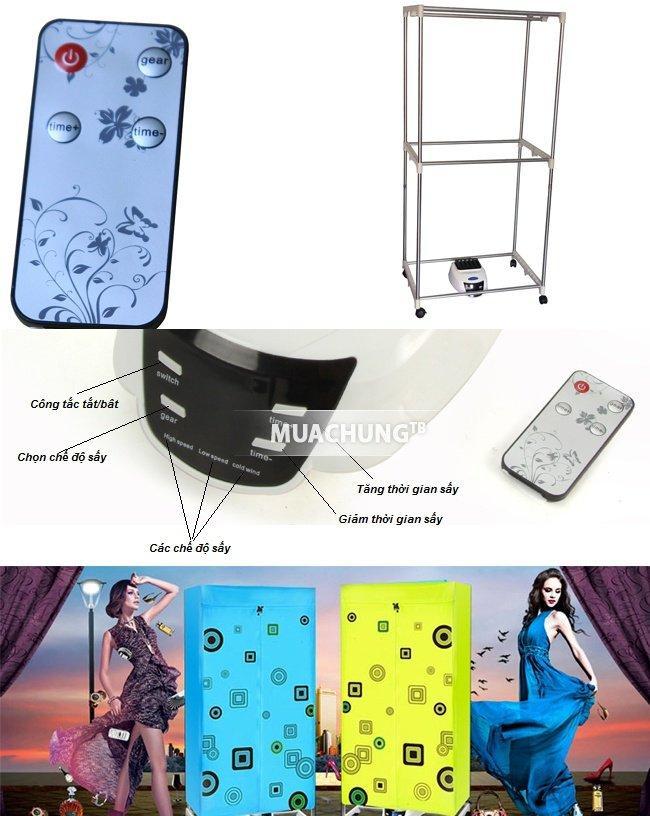 Hình ảnh Tủ sấy quần áo Eross có điều khiển - Kmart