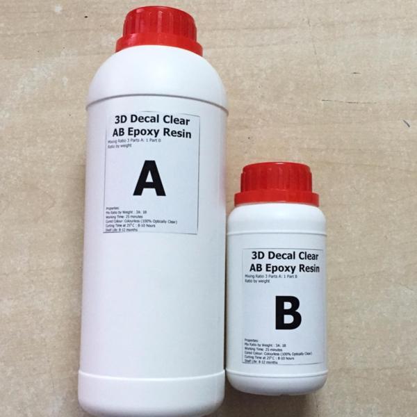 Mua Nhựa AB resin epoxy trong, cứng, làm trang sức.