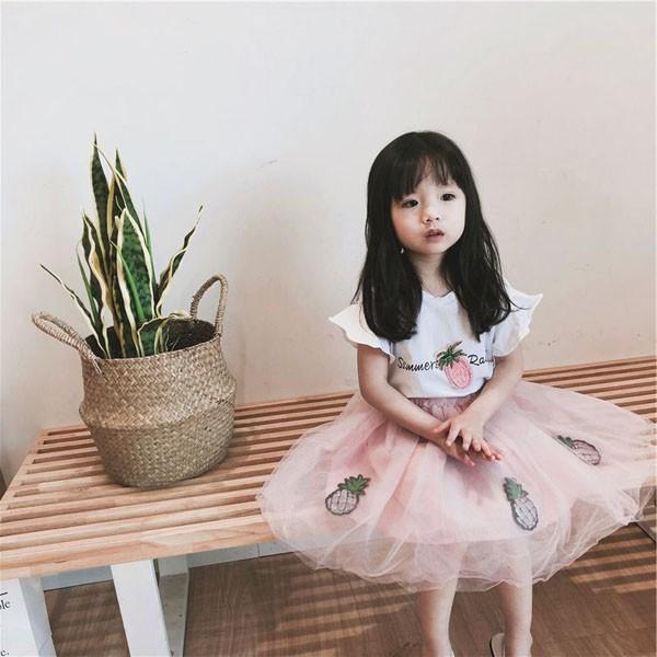 Giá bán Váy B52361 Cho Bé Gái Cao 1 -  2 tuổi