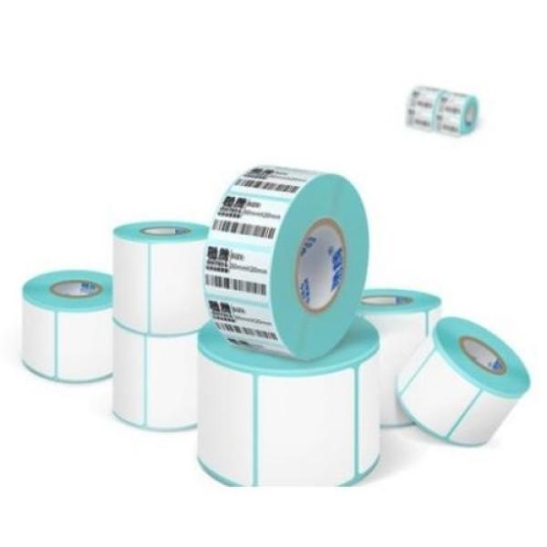 Bảng giá [Nhập ELJAN11 giảm 10%, tối đa 200k, đơn từ 99k]Giấy tem decal nhiệt 50x30 60x40 mm nhãn mã vạch thông tin sản phẩm tem trà sữa Phong Vũ