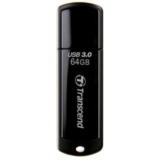 Usb 3.0 64GB Transcend JF700 (Đen) thumbnail
