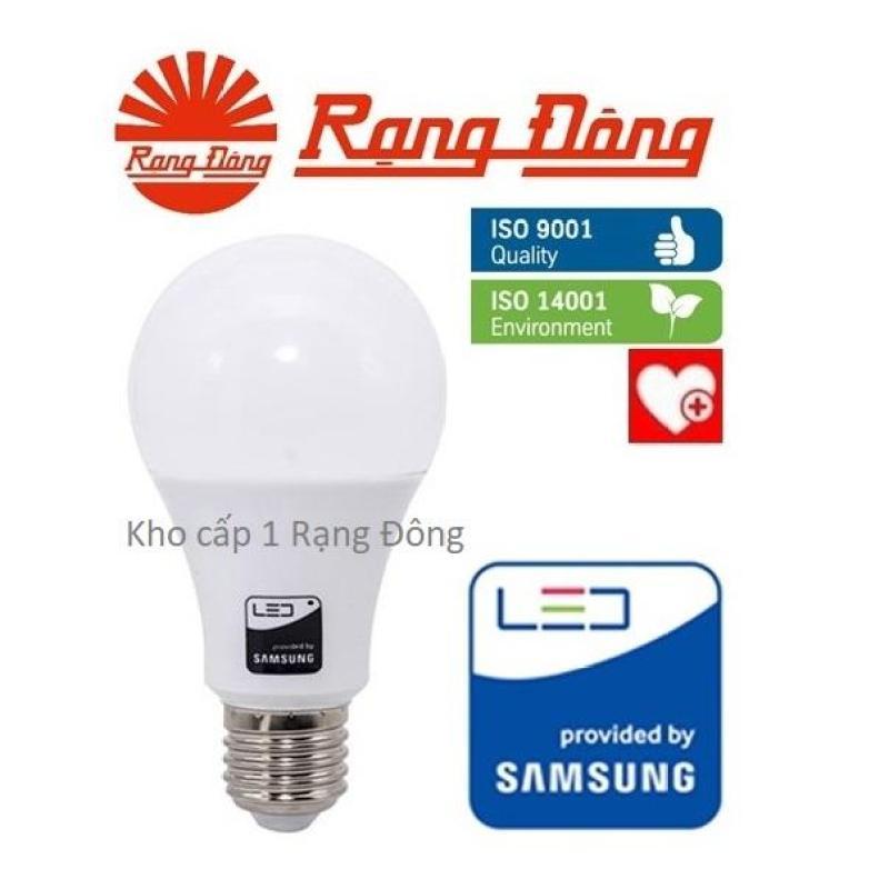 [Lấy mã giảm thêm 30%]Bóng đèn LED bulb 9W Rạng Đông - SAMSUNG ChipLED Mới