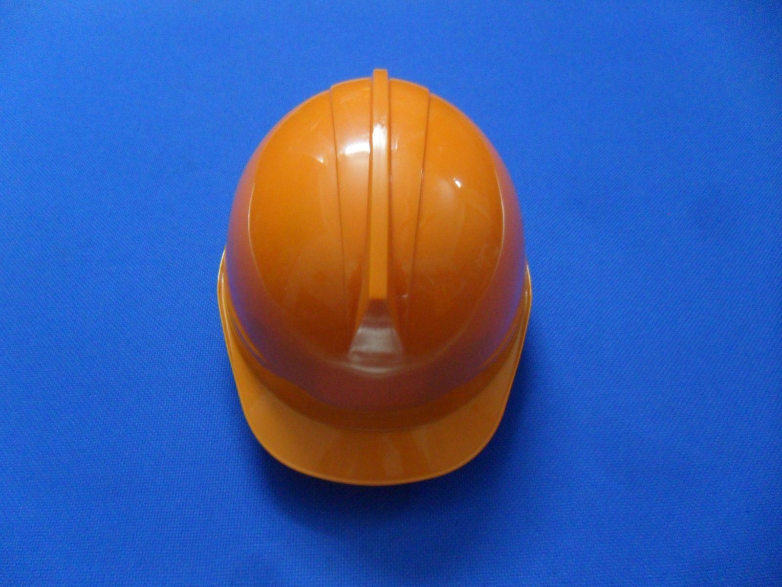Mũ bảo hộ Hàn Quốc Kukje màu cam
