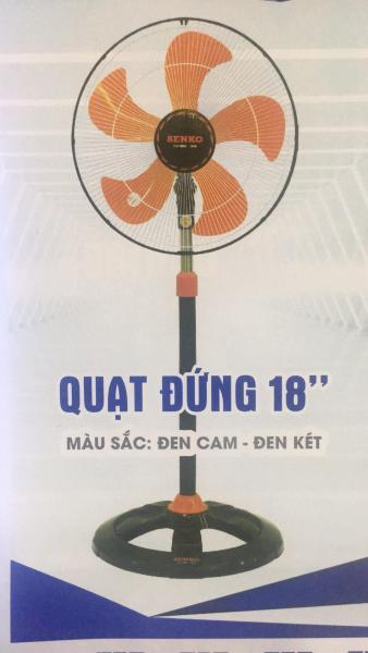 Quạt đứng công nghiệp Senko DCN1806 ( F25 ) - Điện Việt