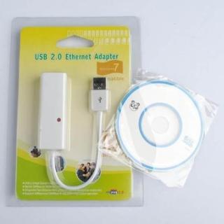 Cạc mạng LAN RJ45 cắm cổng USB cho máy tính thumbnail