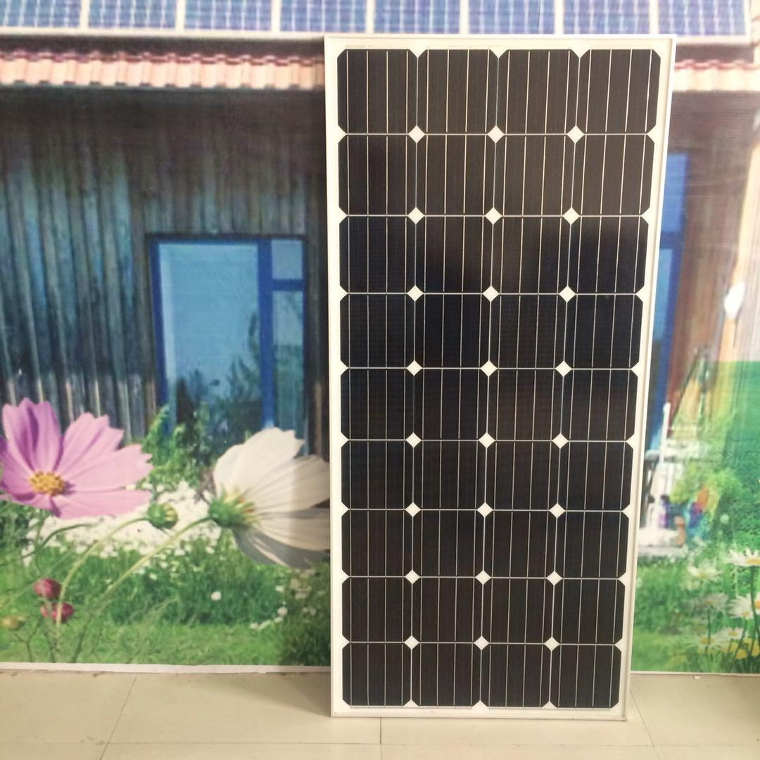 Pin năng lượng mặt trời 12V 100W mono XHQD-100W bảo hành 5 năm