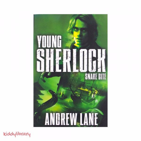 Young Sherlock Holmes - Snake Bite