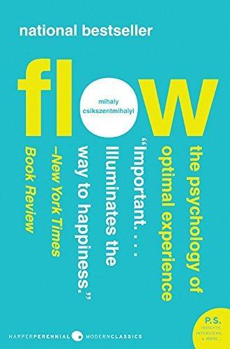 Siêu Tiết Kiệm Khi Mua Flow: The Psychology Of Optimal Experience