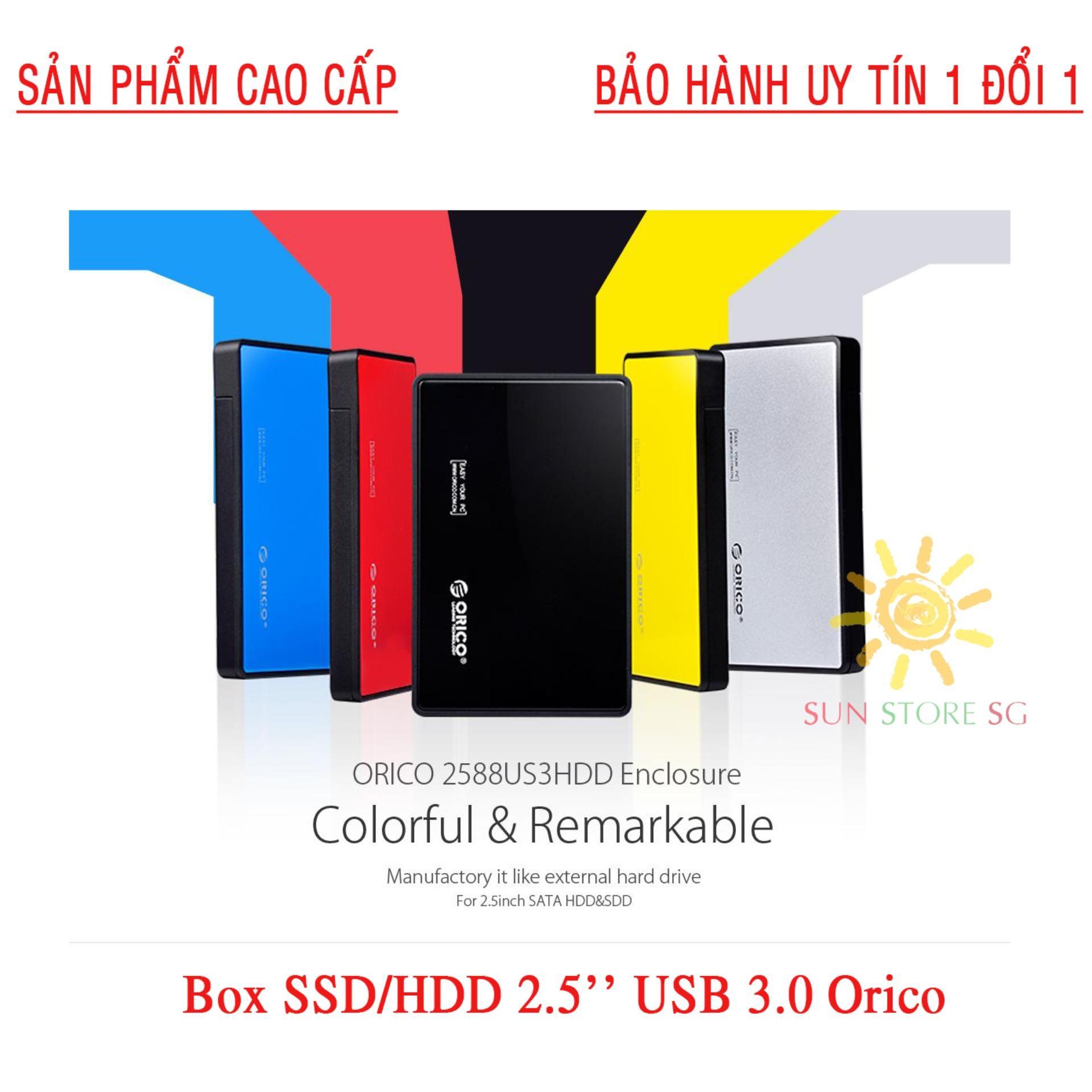 Ổ Cứng 320Gb | BOX ổ cứng di động  SSD & HDD 2.5″ USB 3.0 Orico Dòng Cao Cấp | Nhập khẩu, phân phối & bảo hành 1 đổi 1 bởi SUN STORE SG