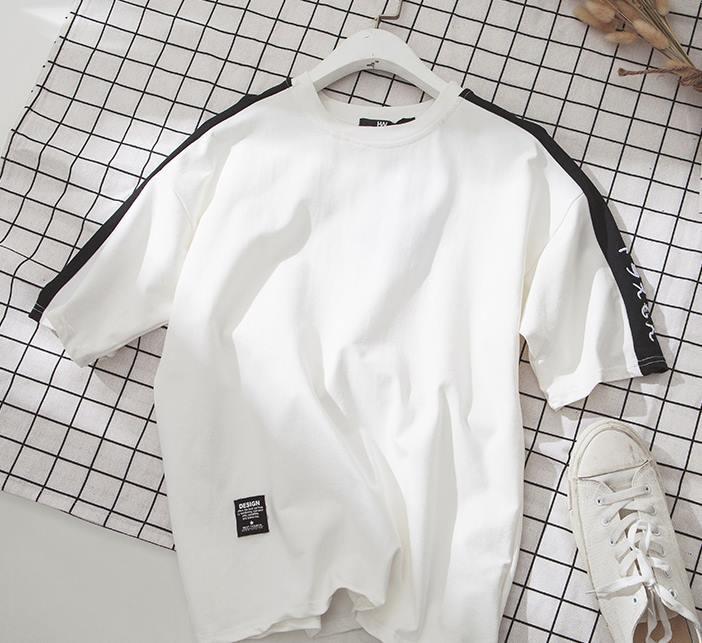 < ĐẠI HẠ GIÁ>Áo phông nam nữ tay lỡ Unisex VẢI THÁI BỀN ĐẸP dáng chuẩn nhiều màu êm thoáng mát dễ chịu- Thời trang Evolpo (trắng đen nâu) Nhật Bản