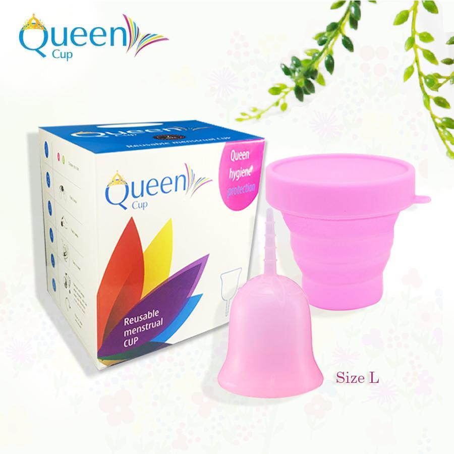 Cốc Nguyệt San Queen Cup nhập khẩu