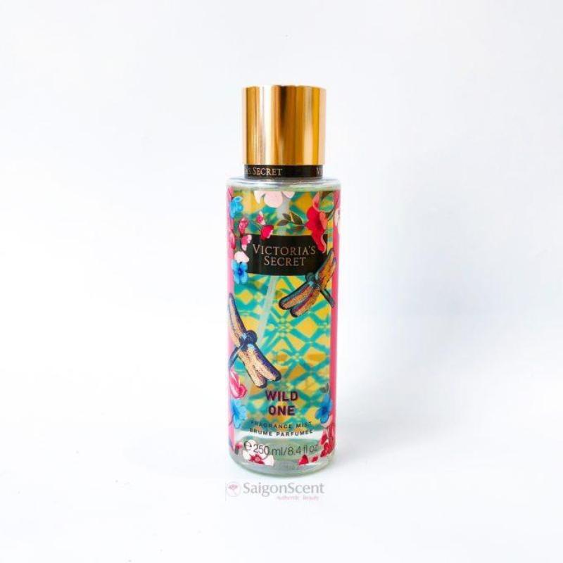 Xịt Thơm Toàn Thân Victoria's Secret Wild Ones Fragrance Mist (250ml)