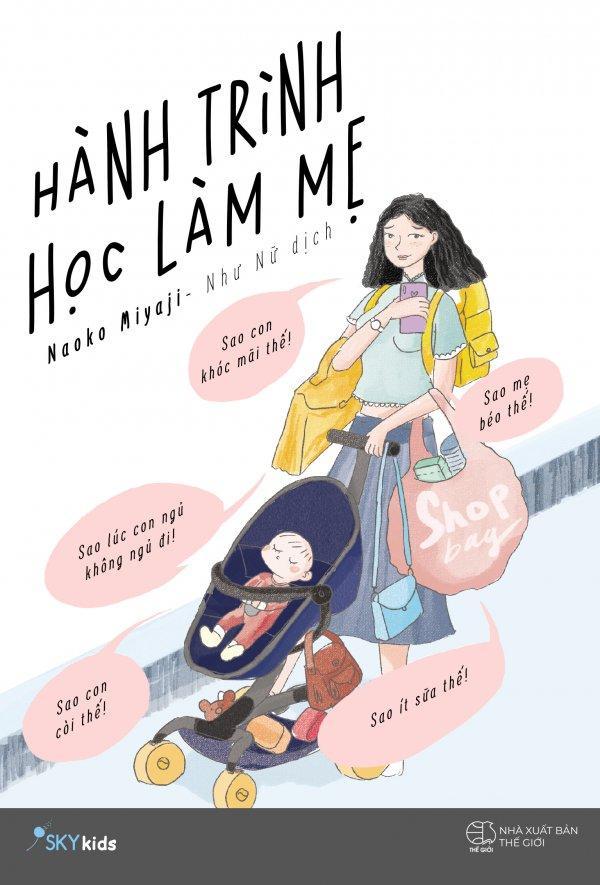 Mua Hành Trình Học Làm Mẹ - Như Nữ,Naoko Miyaji