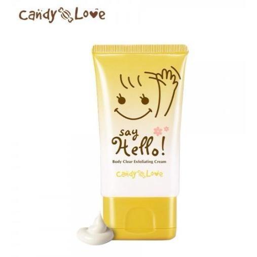 Kem tẩy lông SAY HELLO! Candy Love (60ml) (vàng) tốt nhất
