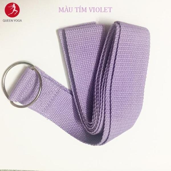 Bảng giá Dây tập Yoga Cotton 1m83 x 3,8cm giá rẻ