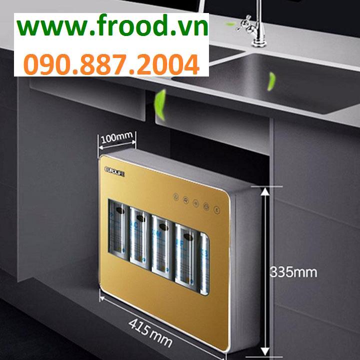 Máy lọc nước tinh khiết 5 cấp độ cao cấp