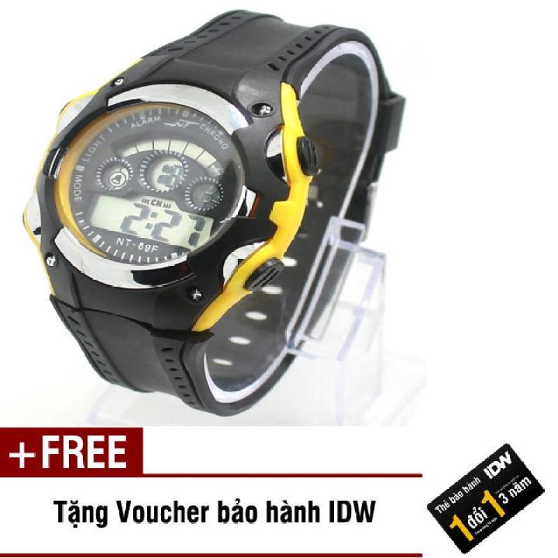 Đồng hồ điện tử trẻ em IDW 7941 + Tặng kèm voucher bảo hành IDW bán chạy
