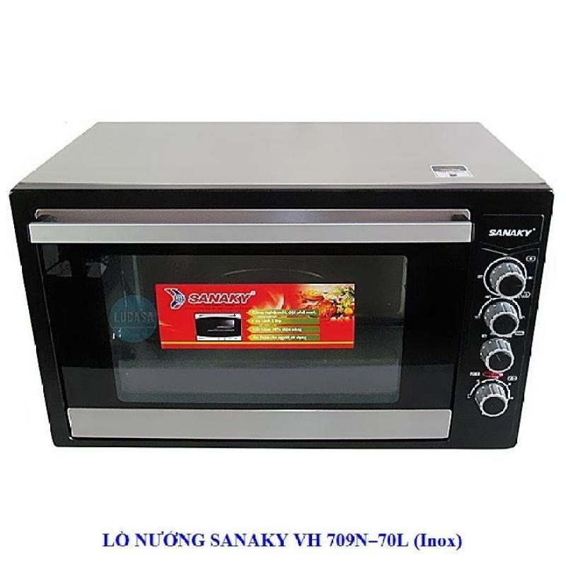 Bảng giá LÒ NƯỚNG SANAKY VH-709N–70L (INOX) Điện máy Pico