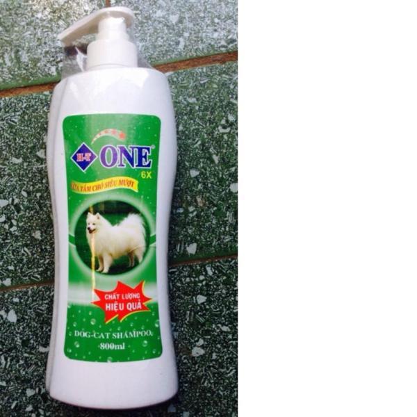 Sữa Tắm Cho Chó Mèo Chuyên Siêu Mượt Lông KHÔNG THƠM HOÀN LẠI TIỀN NGAY