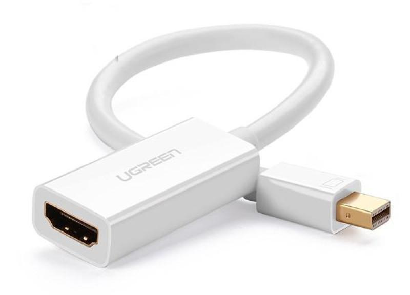 Bảng giá Cáp Thunderbolt - Mini Displayport to HDMI Ugreen 10460 Phong Vũ