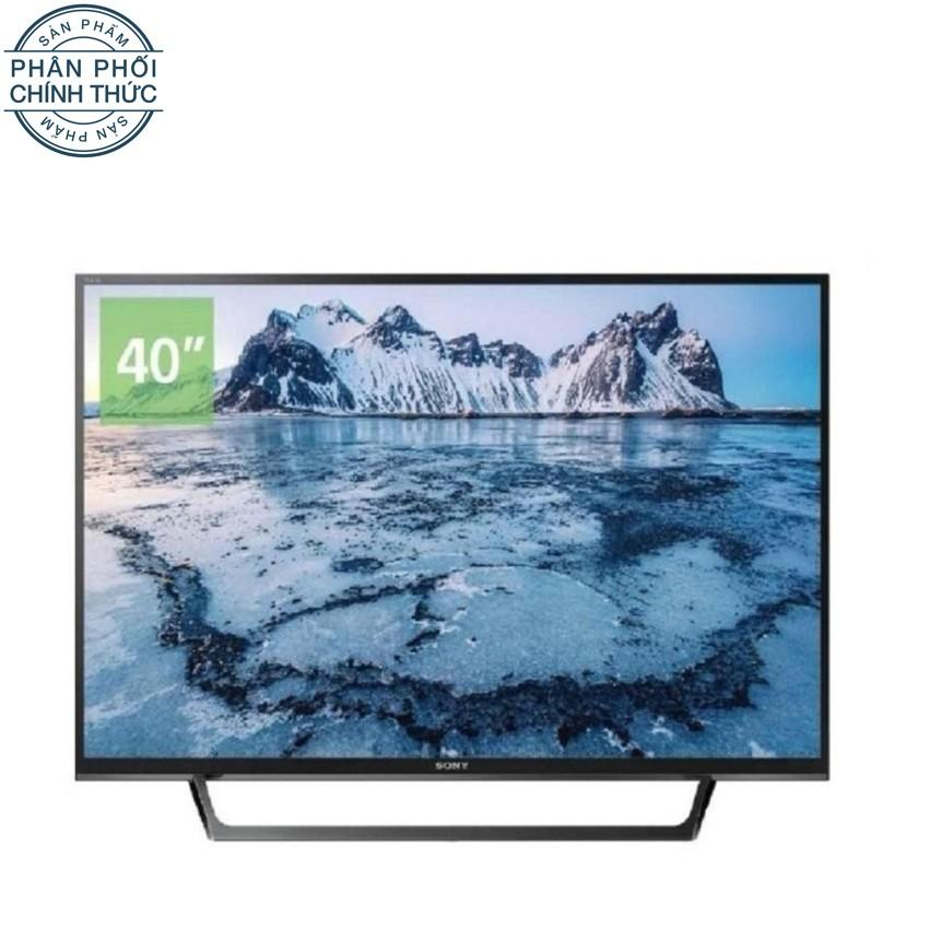 Hình ảnh Internet TV LED Sony 40inch Full HD - Model KDL-40W660E VN3 (Đen)