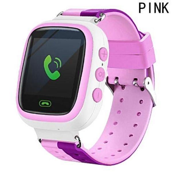 Đồng hồ định vị trẻ em thông minh GPS Tracker Y5 mẫu mới tích hợp thêm camera bán chạy