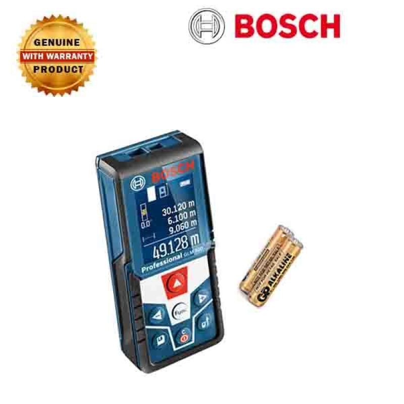 *  Máy đo khoảng cách 50m Bosch GLM 500 + Bao đựng