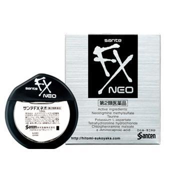 Thuốc Nhỏ Mắt Sante FX Neo 12ml chính hãng của Nhật