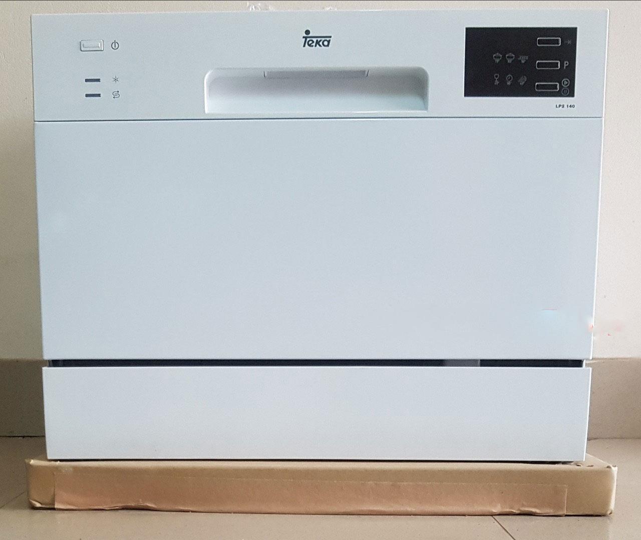 Máy rửa bát 6 bộ Teka LP2 140 White