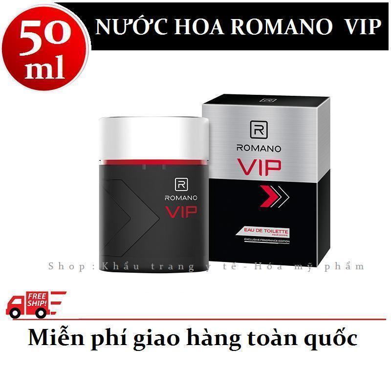 Romano - Nước hoa cao cấp VIP  50 ml
