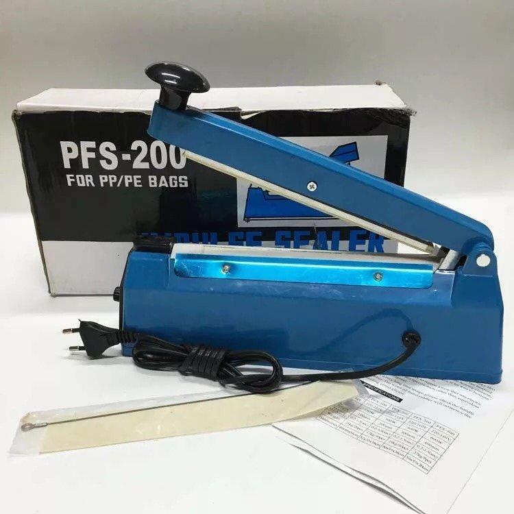 Máy hàn miệng túi PFS 200mm cao cấp