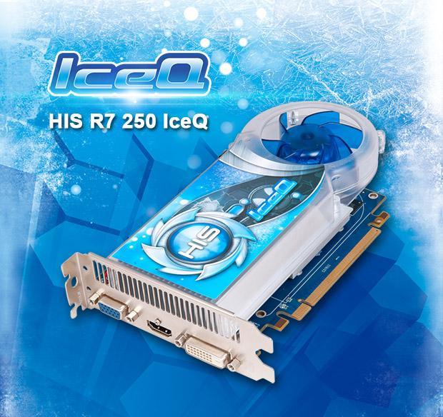Card màn hình R7 250 His DDR5 1GB