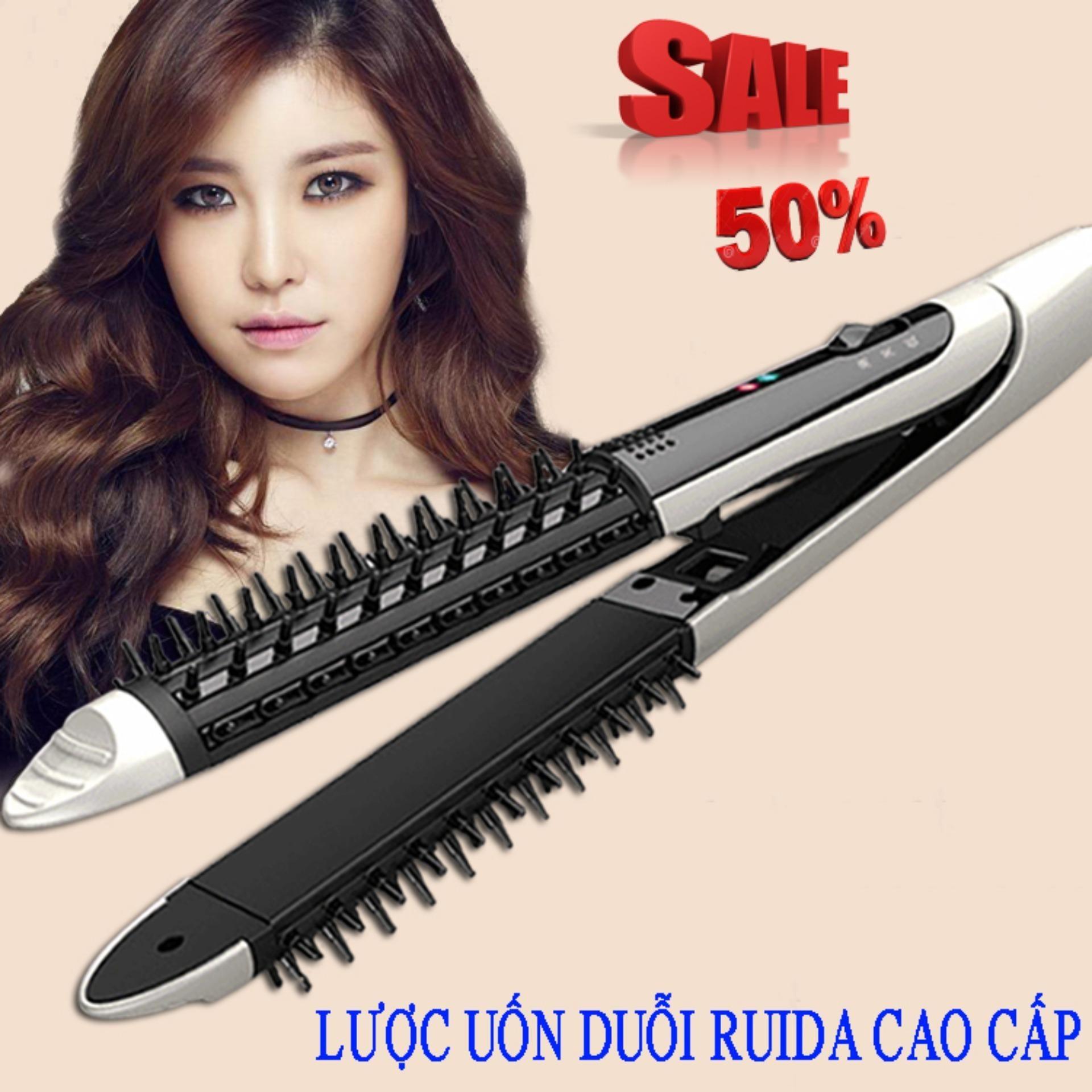 May làm tóc, máy tạo kiểu tóc,may duoi uon toc mini , May duoi va bam toc - Máy uốn tóc ruida đa chức năng - hàng cao cấp - giá rẻ -uy tín - chất lượng - BH uy tín 1 đổi 1 bởi SUN STORE SG chính hãng