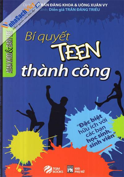 Mua BÍ quyết thành công cho tuổi teen