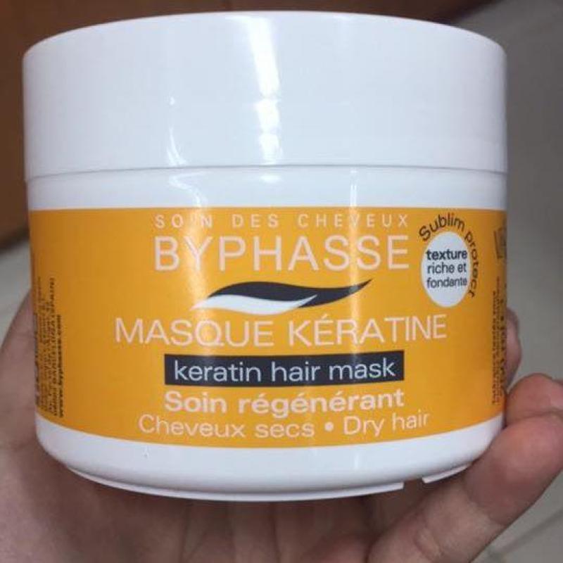 Kem Ủ Tóc Byphasse 250ml – Dành cho tóc khô và hư tổn