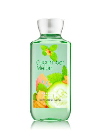 Sữa Tắm Bath & Body Works Shea & Vitamine Shower Gel 295ml #Cucumber Melon