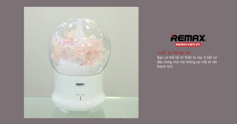 Bảng giá MÁY PHUN SƯƠNG KIÊM ĐÈN NGỦ REMAX RT-A700