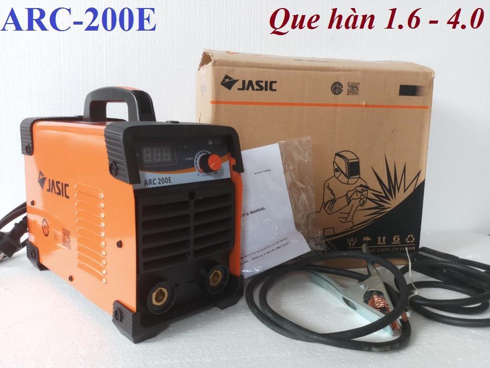 Máy hàn điện tử Jasic ARC-200E