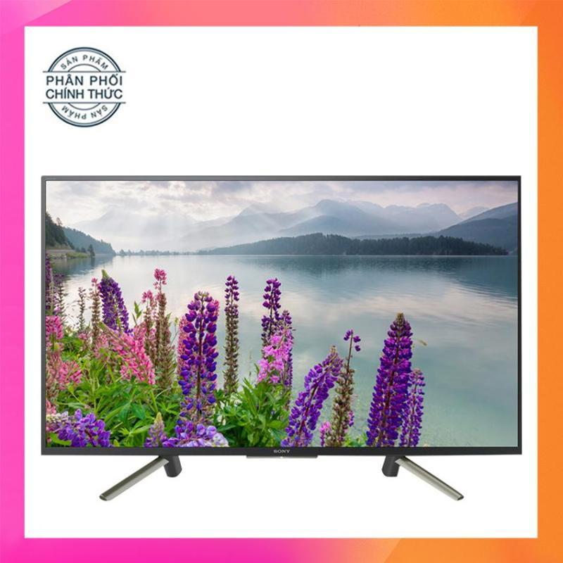 Bảng giá Smart Tivi Led Sony 49 inch Ultra HD 4K - Model 49X7000F (Đen) Tích hợp DVB-T2, Wifi