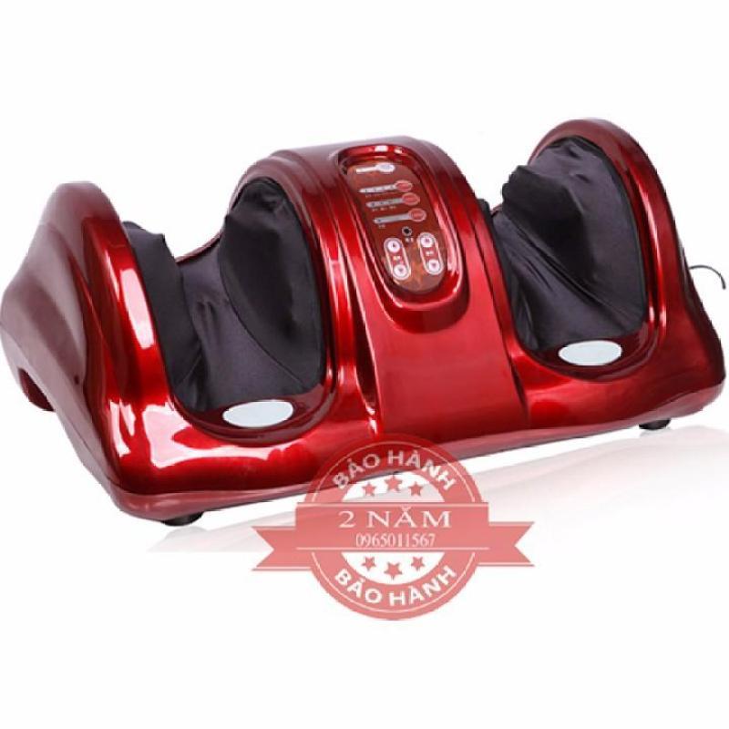 Máy massage chân giảm căng thẳng stress Foot Massager (Đỏ & Đen) nhập khẩu