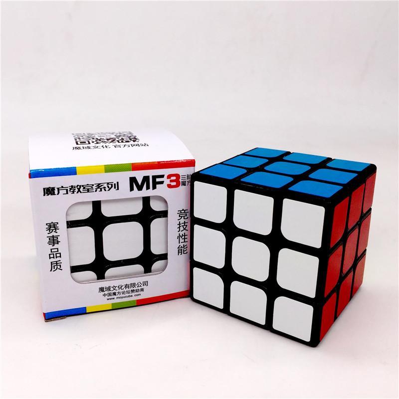 Đồ chơi Rubik Moyu 3x3 MF3 - Rubik Quay Tốc Độ Trơn Mượt Bẻ Góc Tốt, Hàng chính hãng Moyu chất lượng cao