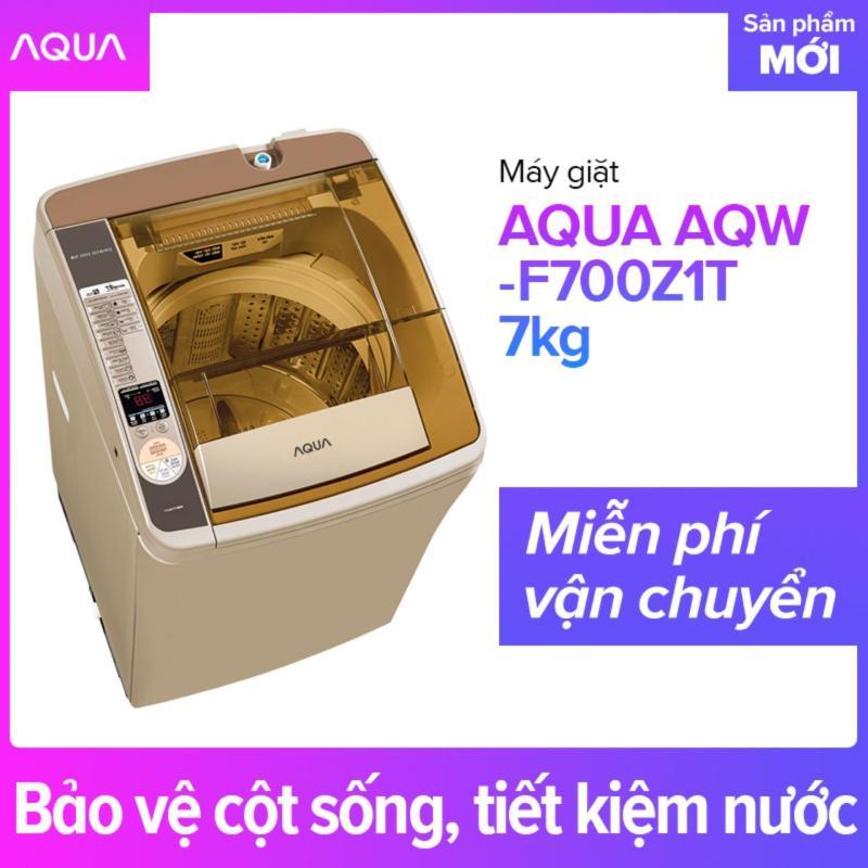 Máy giặt Aqua AQW-F700Z1T 7Kg - Hàng phân phối chính hãng