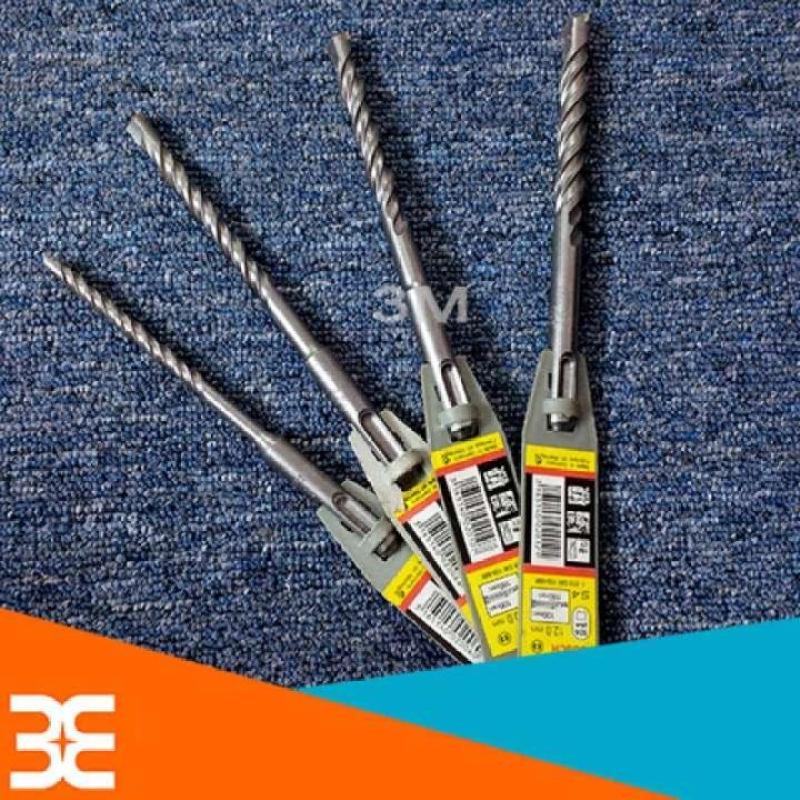 [Tp.HCM] Bộ 4 mũi khoan bê tông đuôi gài BOSCH đường kính 6,8,10,12mm Loại Dài 16Cm