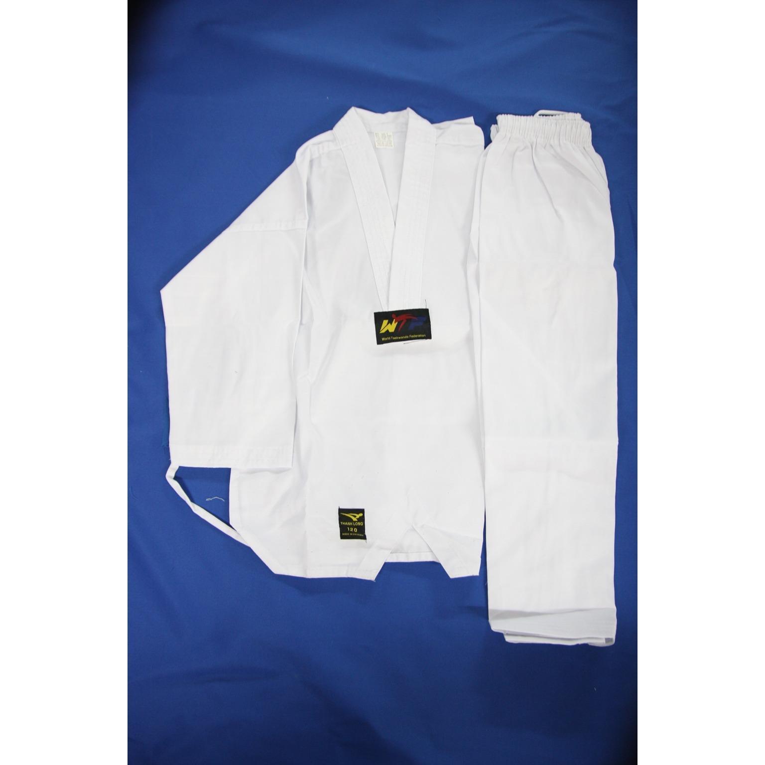 Cửa Hàng Vo Phục Taekwondo Vải Phong Trao Đủ Size Từ 100 170Cm Oem Trực Tuyến